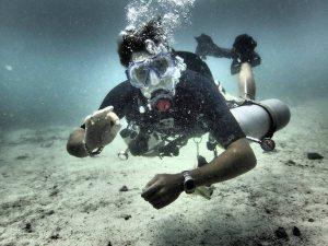 PADI Instructor Emile by Perth Ocean